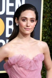 Emmy Rossum at 2019 Golden Globe Awards in Beverly Hills 2019/01/06 6