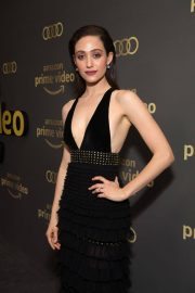 Emmy Rossum at Amazon Prime Video Golden Globe Awards After Party in Beverly Hills 2019/01/06 6