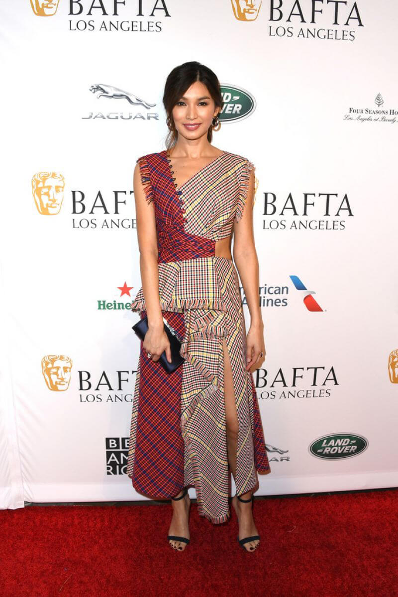 Gemma Chan at Bafta Tea Party in Los Angeles 2019/01/05 1