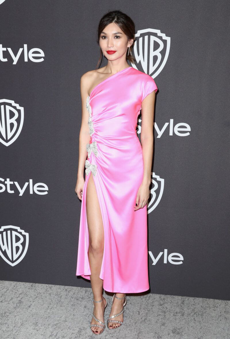 Gemma Chan at Instyle and Warner Bros Golden Globe Awards Afterparty in Beverly Hills 2019/01/06 1