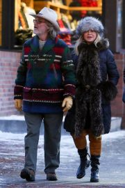 Goldie Hawn and Kurt Russell Out and About in Aspen 2019/01/01 7