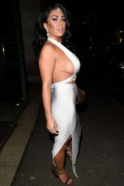 Grace J Teal at New Years Eve in Manchester 2018/12/31 3