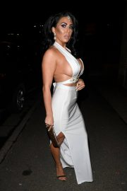 Grace J Teal at New Years Eve in Manchester 2018/12/31 4