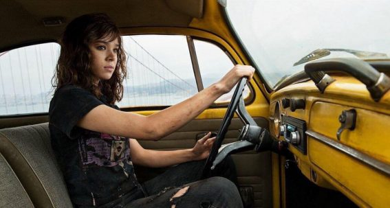 Hailee Steinfeld on Bumblebee Movie Posters and Trailers, December 2018 1
