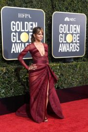 Halle Berry at 2019 Golden Globe Awards in Beverly Hills 2019/01/06 2