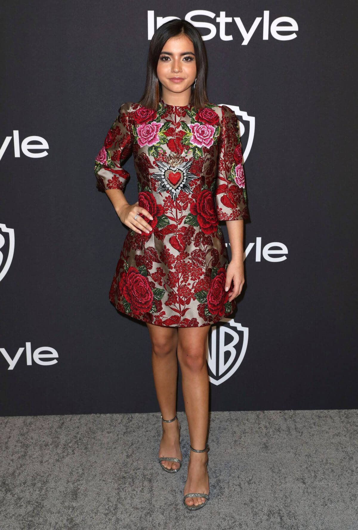Isabela Moner at Instyle and Warner Bros Golden Globe Awards Afterparty in Beverly Hills 2019/01/06 1