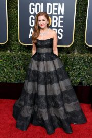 Isla Fisher at 2019 Golden Globe Awards in Beverly Hills 2019/01/06 4