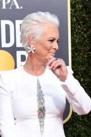 Jamie Lee Curtis at 2019 Golden Globe Awards in Beverly Hills 2019/01/06 1