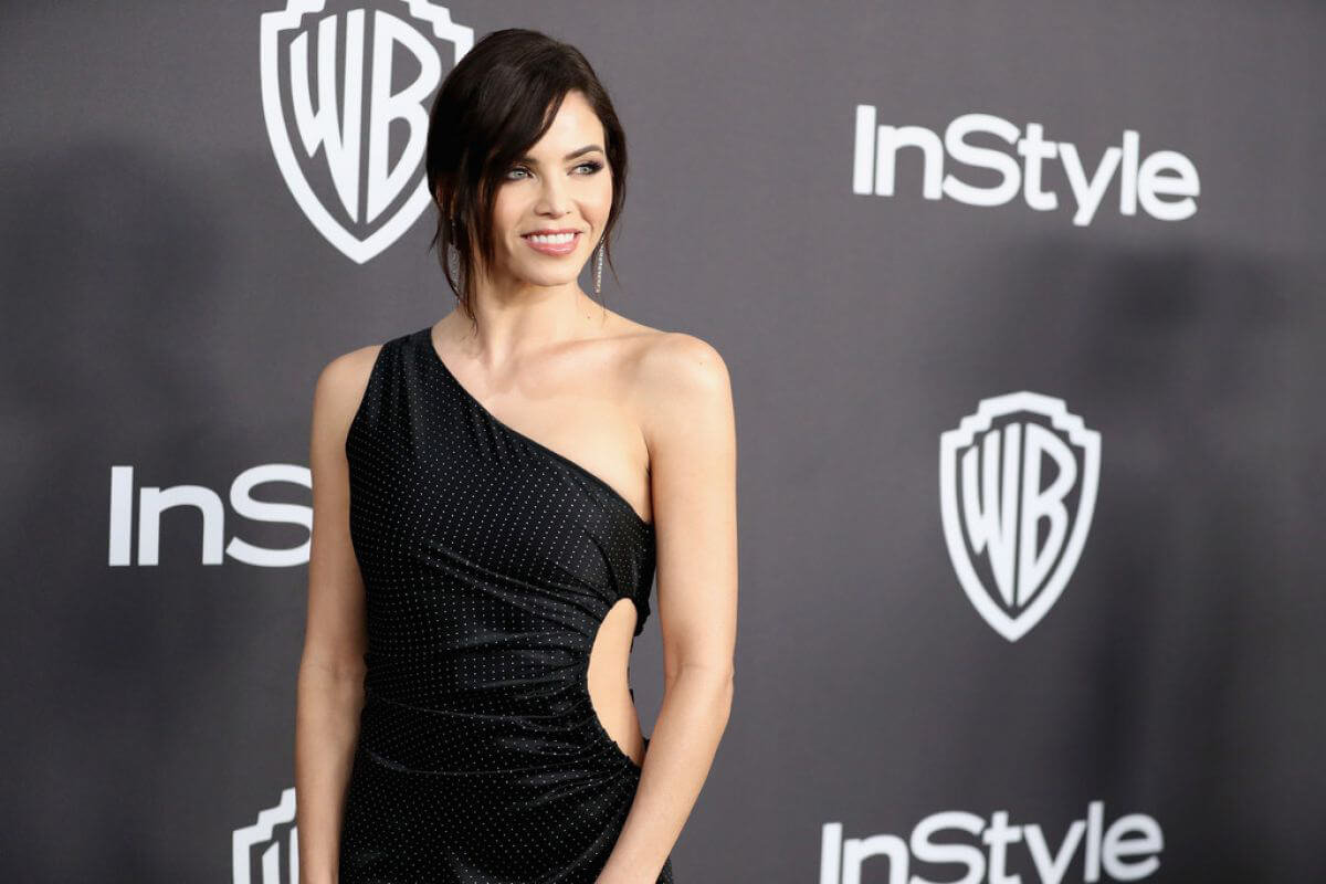 Jenna Dewan at Instyle and Warner Bros Golden Globe Awards Afterparty in Beverly Hills 2019/01/06 1