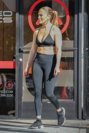 Jennifer Lopez at a Gym in Venice Beach 2019/01/01 2