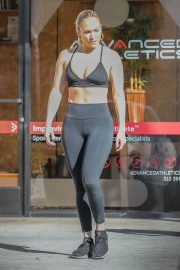 Jennifer Lopez at a Gym in Venice Beach 2019/01/01 6