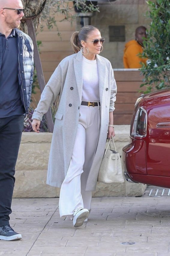 Jennifer Lopez Leaves Soho House in Malibu 2018/12/30 1