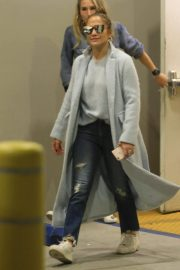 Jennifer Lopez Shopping at Tom Ford in Beverly Hills 2018/12/31 2