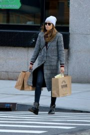 Jessica Biel Out and About in New York 2019/01/06 2