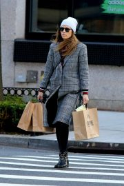 Jessica Biel Out and About in New York 2019/01/06 10