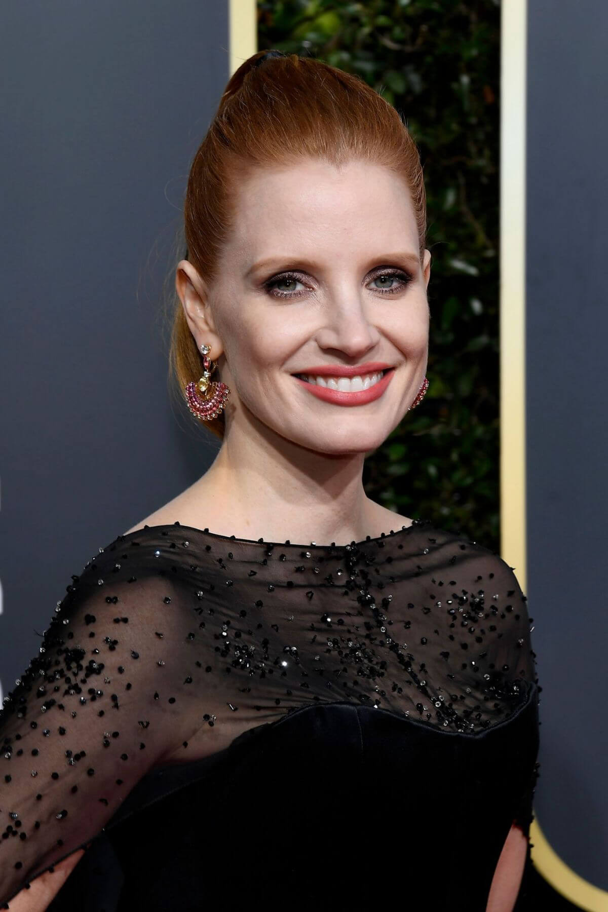 Jessica Chastain at 2019 Golden Globe Awards in Beverly Hills 2019/01/06 1