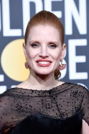 Jessica Chastain at 2019 Golden Globe Awards in Beverly Hills 2019/01/06 3