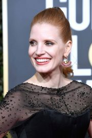 Jessica Chastain at 2019 Golden Globe Awards in Beverly Hills 2019/01/06 7