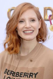 Jessica Chastain at Gold on Golden Brunch in Beverly Hills 2019/01/05 6