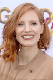 Jessica Chastain at Gold on Golden Brunch in Beverly Hills 2019/01/05 10