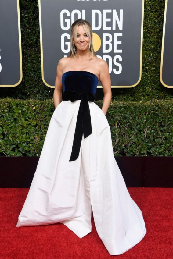 Kaley Cuoco at 2019 Golden Globe Awards in Beverly Hills 2018/01/06 1