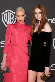 Karen Gillan at Instyle and Warner Bros Golden Globe Awards Afterparty in Beverly Hills 2019/01/06 4