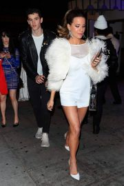 Kate Beckinsale at Dick Clark's New Year's Rockin' Eve 2019 in New York 2018/12/31 6