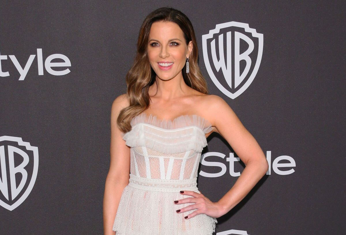 Kate Beckinsale at Instyle and Warner Bros Golden Globe Awards Afterparty in Beverly Hills 2019/01/06 1