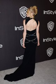 Katherine McNamara at Instyle and Warner Bros Golden Globe Awards Afterparty in Beverly Hills 2019/01/06 2