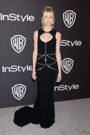 Katherine McNamara at Instyle and Warner Bros Golden Globe Awards Afterparty in Beverly Hills 2019/01/06 5