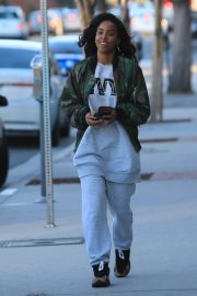 Kelly Rowland Out and About in Los Angeles 2019/01/01 3