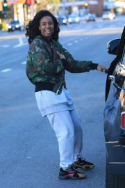 Kelly Rowland Out and About in Los Angeles 2019/01/01 6