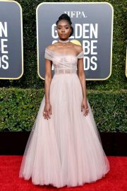 Kiki Layne at 2019 Golden Globe Awards in Beverly Hills 2019/01/06 3