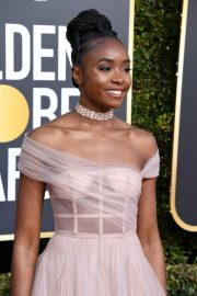 Kiki Layne at 2019 Golden Globe Awards in Beverly Hills 2019/01/06 4