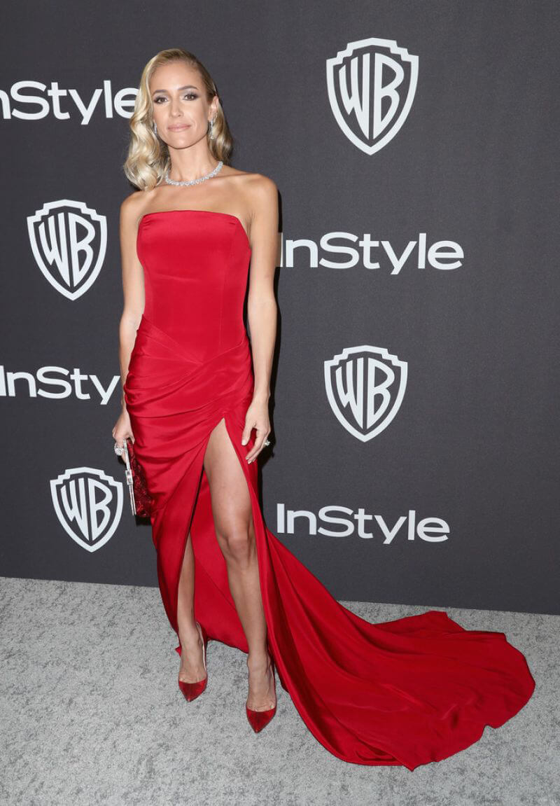 Kristin Cavallari at Instyle and Warner Bros Golden Globe Awards Afterparty in Beverly Hills 2019/01/06 1