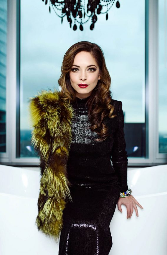 Kristin Kreuk in Beyond Fashion Magazine, Canada January 2019 1