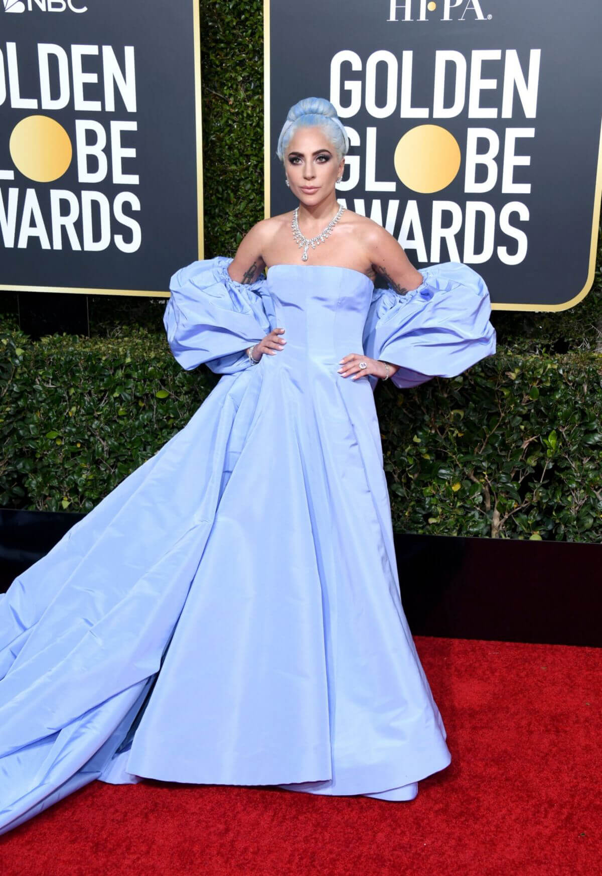 Lady Gaga at 2019 Golden Globe Awards in Beverly Hills 2019/01/06 1