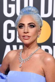 Lady Gaga at 2019 Golden Globe Awards in Beverly Hills 2019/01/06 2