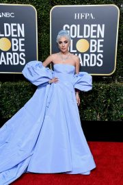 Lady Gaga at 2019 Golden Globe Awards in Beverly Hills 2019/01/06 8