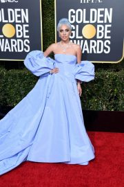 Lady Gaga at 2019 Golden Globe Awards in Beverly Hills 2019/01/06 9