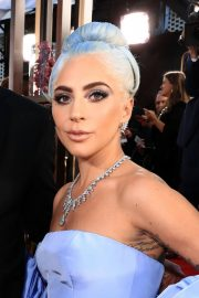 Lady Gaga at 2019 Golden Globe Awards in Beverly Hills 2019/01/06 10