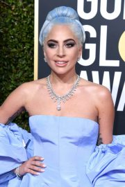 Lady Gaga at 2019 Golden Globe Awards in Beverly Hills 2019/01/06 12