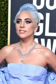 Lady Gaga at 2019 Golden Globe Awards in Beverly Hills 2019/01/06 13