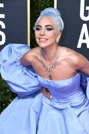 Lady Gaga at 2019 Golden Globe Awards in Beverly Hills 2019/01/06 14