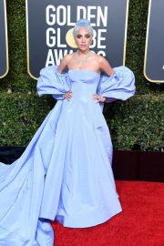 Lady Gaga at 2019 Golden Globe Awards in Beverly Hills 2019/01/06 15