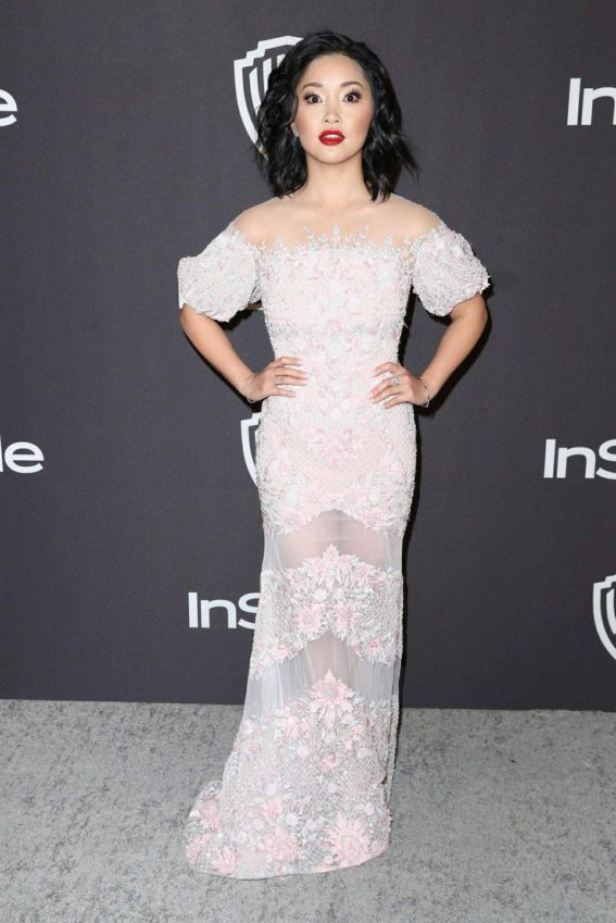 Lana Condor at Instyle and Warner Bros Golden Globe Awards Afterparty in Beverly Hills 2019/01/06 1