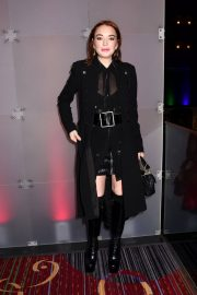 Lindsay Lohan at Marquis New Year's Eve in New York 2018/12/31 3