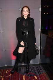 Lindsay Lohan at Marquis New Year's Eve in New York 2018/12/31 4