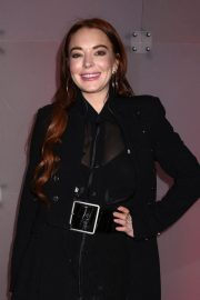 Lindsay Lohan at Marquis New Year's Eve in New York 2018/12/31 5