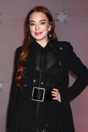 Lindsay Lohan at Marquis New Year's Eve in New York 2018/12/31 10